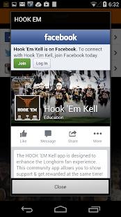 Student hook up app
