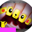 Cute Nails Selected icon
