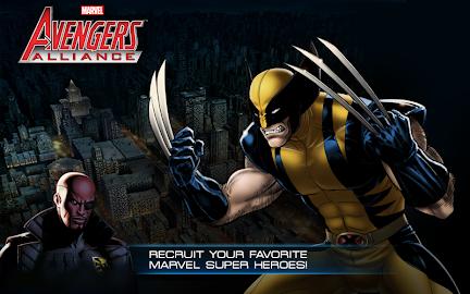 Avengers Alliance Screenshot 19