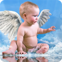 Baby Angel Live Wallpaper icon