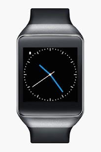 Minimalist Wear Watch Face