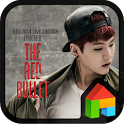 BTS SUGA LINE Launcher theme icon