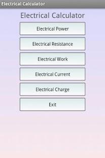 Electrical Engineering- screenshot thumbnail