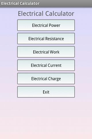 Electrical Engineering- screenshot