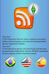 RSS Reader Sims