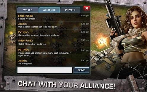 War of Nations Screenshot 13