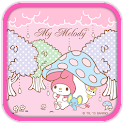 My Melody Love Rain Theme icon