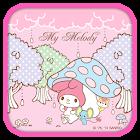 My Melody Love Rain Theme icon