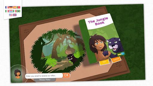 The Jungle Book - Kids' tale