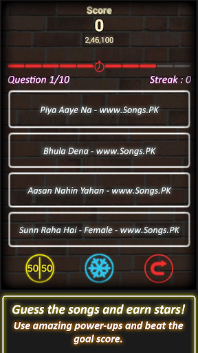 Free Music Quiz Game [No internet Required] for PC