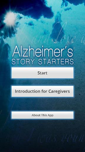 Alzheimer's Story Starters