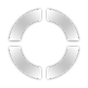 CirclesMod White for CM7 logo