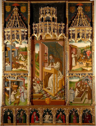 Retable of Saint Jerome