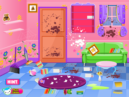 Cleaning Baby Room- screenshot thumbnail