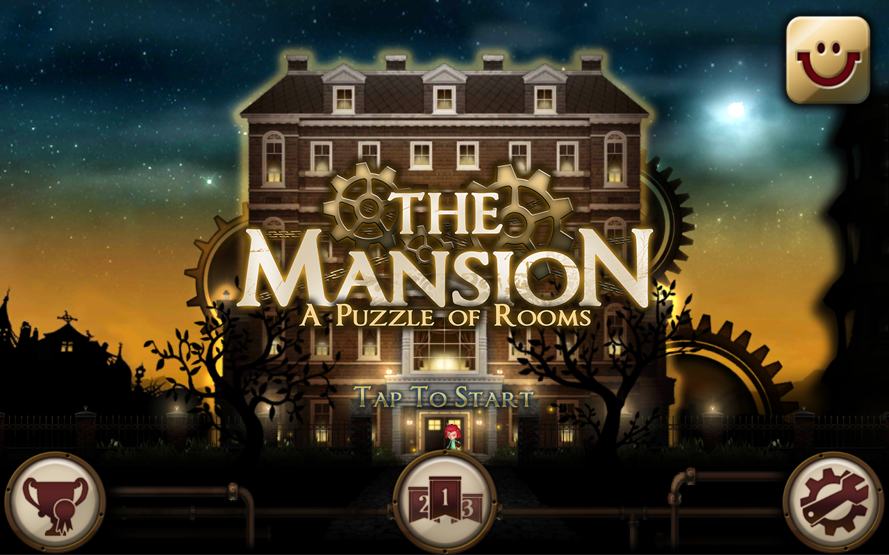 The Mansion: A Puzzle of Rooms - screenshot
