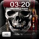 Skull Screen Lock icon