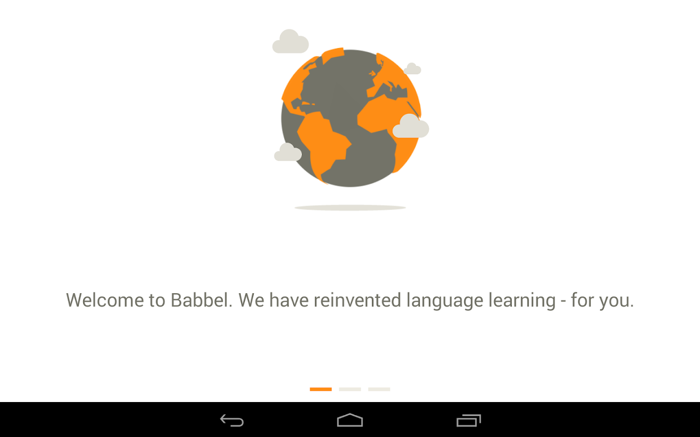 Learn French with Babbel- screenshot
