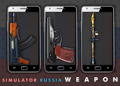 Simulator Russia Weapon