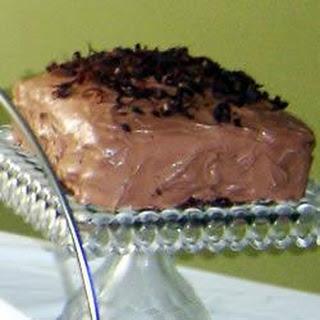 Classic Chocolate Mousse Cake Recipe
