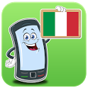 Italian applications icon