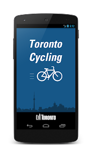 Toronto Cycling- screenshot thumbnail
