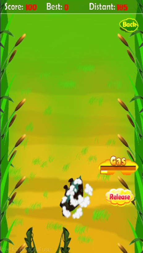 Hedgehog Game- screenshot