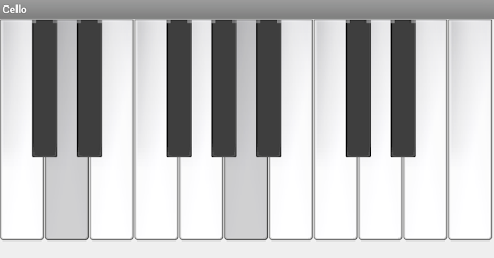 cello (piano) 1.4.0 screenshot 2089936