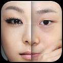 韓國明星素顏擦擦卡 icon