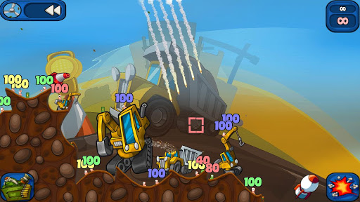 Worms 2: Armageddon v1.3.6b APK