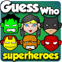 Guess the Super Hero icon