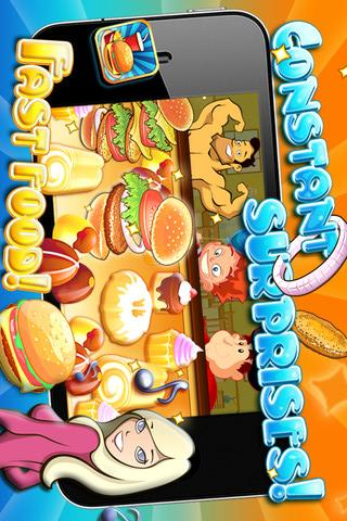 Hamburger Maker - Pocket KFC - screenshot