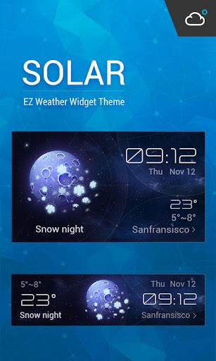玩免費天氣APP|下載Pretty Widget Weather Tomorrow app不用錢|硬是要APP