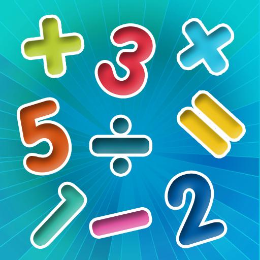 수학 도전 - 브레인 운동 教育 LOGO-玩APPs