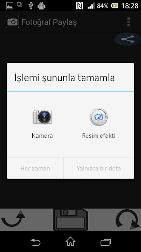 Fotoğraf Paylaş