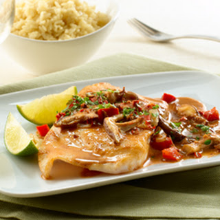 Thai-Mex Snapper Recipe