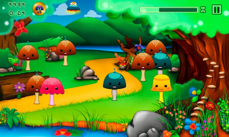 Fungi Town- screenshot