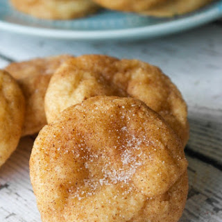 Classic Snickerdoodle Cookies.