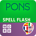 PONS SpellFlash Language Game icon
