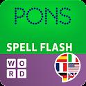 PONS SpellFlash Sprachenspiel