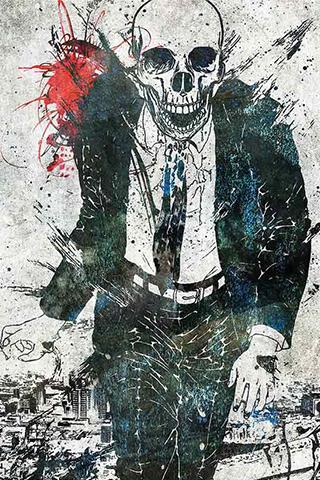Graffiti Skull Wallpapers