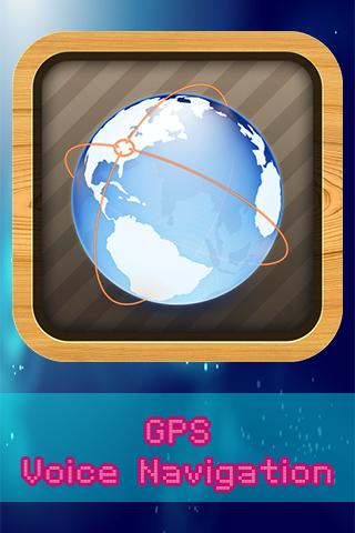 GPS-Voice Navigation
