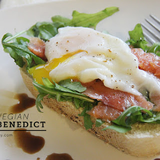 Norwegian Egg Benedict Recipe