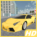 Sport Car Simulator HD icon