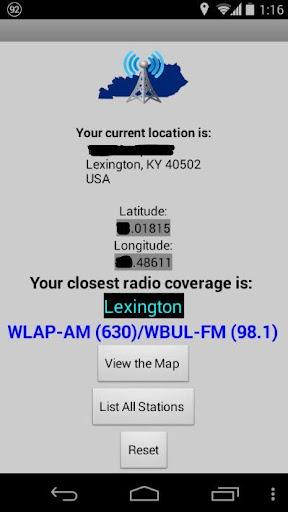 Kentucky Radio Find