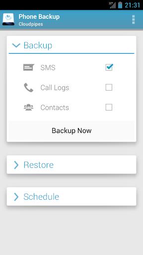 PhoneBackup