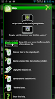 Screenshot of Recycle Bin for Android
