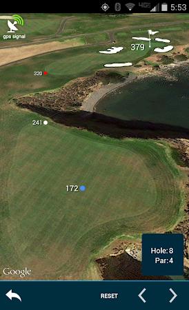 Golf GPS Rangefinder: Golf Pad 11.17 screenshot 351879
