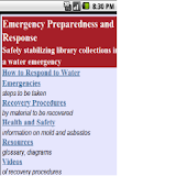 NIH Water Em Res for Libraries