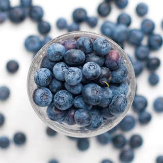 Birthday Blueberries