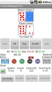 Casino Blackjack Pro - screenshot thumbnail